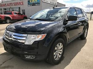 2008 FORD EDGE LIMITED AWD, LEATHER, PANORAMIC SUNROOF