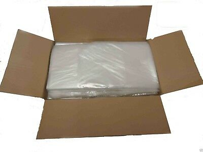 200 Clear Refuse Sacks Bags for Rubbish Scrap/Waste Large 18