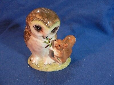 BESWICK BEATRIX POTTER OLD MR BROWN BP10a
