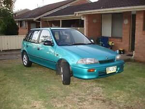 1993 Holden Barina Hatchback Raymond Terrace Port Stephens Area Preview