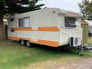 WINDSOR 20' LARGE FAMILY 4 BUNK VAN Ballarat East Ballarat City Preview
