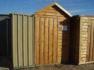 timber treated pine shed 1900w x 1500d