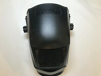 Lincoln Electric Shade 1314 Welding Helmet - Black Used
