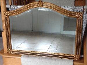 BEAUTIFUL ARCHED MIRROR