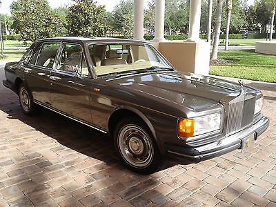 1985 Rolls-Royce Other  ROLLS ROYCE SILVER SPIRIT - 1985