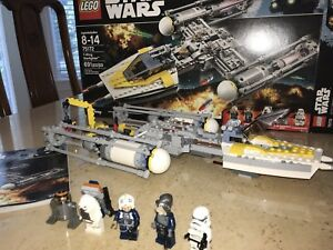 Lego Star Wars Y-Wing 75172, $50