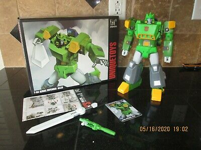 Transformers 3rd party Unique Toys UT Y-04 Aerial Defender Allen(Springer)