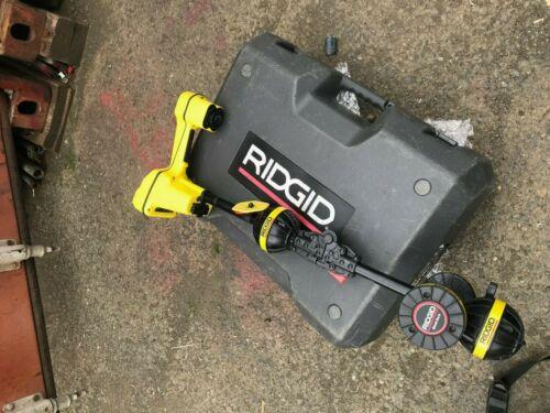 Ridgid utility underground seek tech sr-20 locator