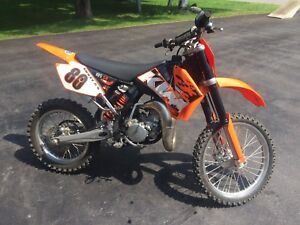 2008 KTM 105sx