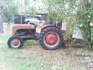 tractor farm machinery Westbrook Toowoomba Surrounds Preview
