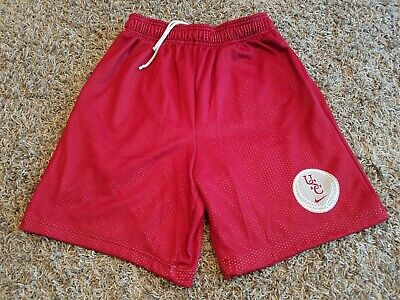 Mens Nike USC Trojans Red White Team Basketball Shorts Size Medium Trojans Mens Basketball
