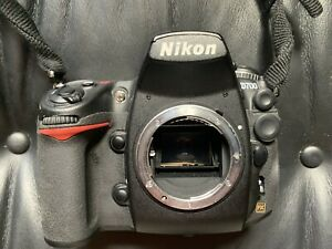 Nikon D700 full frame with low shutter count