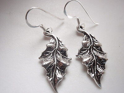 Fallen Leaves Dangle Earrings 925 Sterling Silver