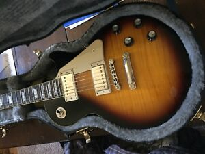 Epiphone Les Paul Pro with hard case!