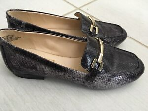 Size 7 Nine West Loafers worn once