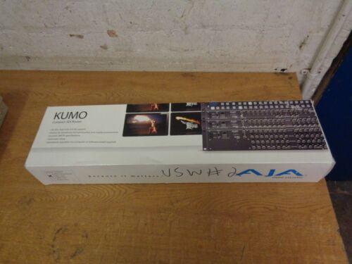 AJA KUMO 1604 16X4 AJA KUMO 1604 16x04 Compact 3G-SDI/HD-SDI/SDI Router