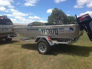 Fishing tinny Meringandan West Toowoomba Surrounds Preview