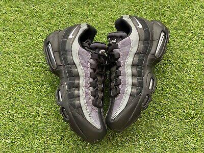 Nike Air Max 95 Essential Black Smoke Grey UK7.5/US8.5/EU42 BNIB CI3705-002