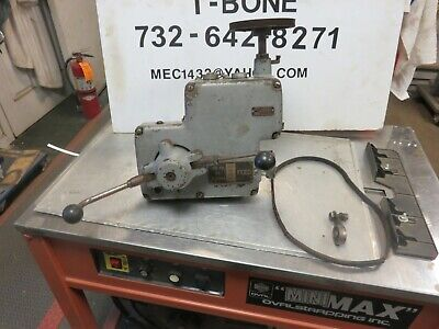 Clausing Drill Press 20 Part Fits Series 22 Power Down Feed Assembly