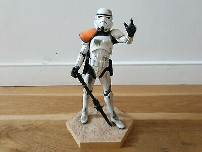 Star Wars Sandtrooper ArtFX Kotobukiya Japanese Vinyl Model  Collectible Rare