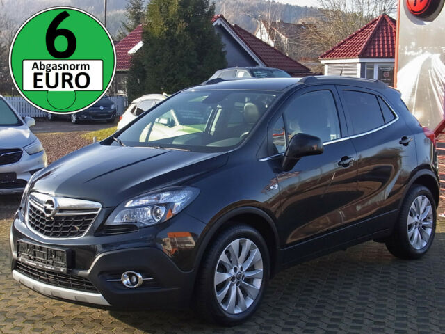 Opel Mokka 1.4 Turbo ecFL INNOVATION 4x4 Navi RFK Xen