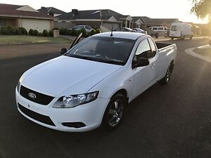 Ford fg 2008 on factory lpg. Very clean selling with RWC Craigieburn Hume Area Preview