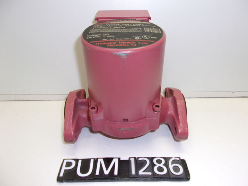 Mechanical Ingenuity Grundfos 520543 Circulator Pump 350 PSI (PUM1286)