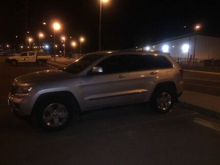 Jeep Grand Cherokee Rural View Mackay City Preview