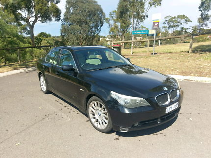 2004 BMW 530i (Full service + rwc)