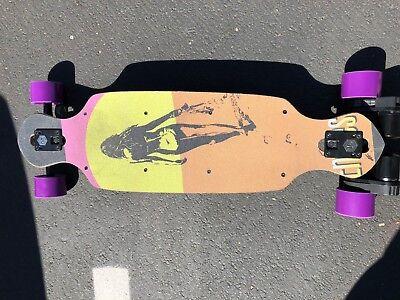 Electric Skateboard Evolve
