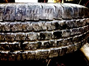 4 tires- 225/75/16 $60