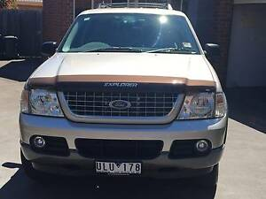 2006 Ford Explorer Wagon Heidelberg Heights Banyule Area Preview