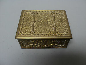 Victorian Era Jewelry Box