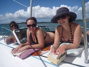 SAILING ADVENTURE   BRISBANE TO CAIRNS INCLUDING THE WHITSUNDAYS Murarrie Brisbane South East Preview