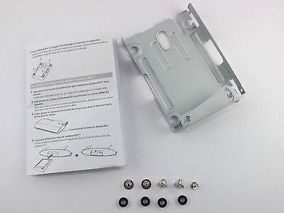 PS3 Super Slim 2,5 Festplatten Einbau Rahmen HDD Caddy Halterung Sony PS3...