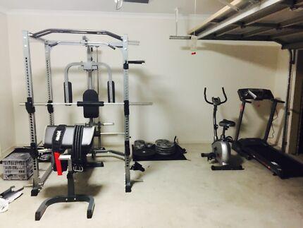 Home gym equiment gym fitness gumtree australia logan area
