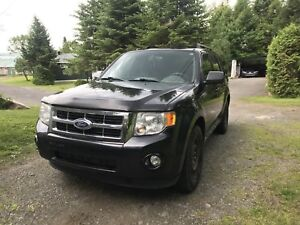 Ford Escape V6 XLT 2011 4x4