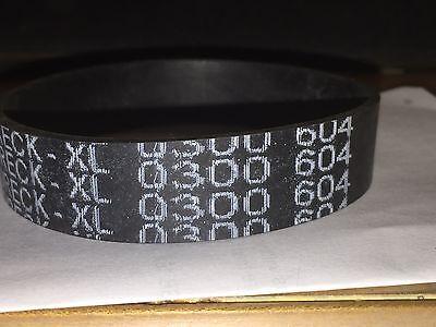 Oreck XL Vacuum Belts Part# 0300-604