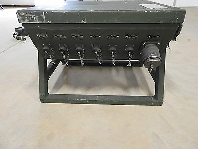 Military M40 Ap Power Distribution Circiut Breaker System Generator
