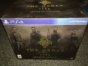 The order 1886 collectors edition PS4