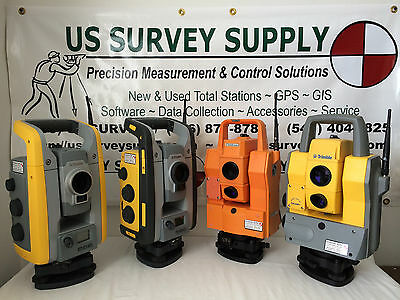 Instrument Service - Full Cleaning Calibration - Trimble S6 5603 Total Stations