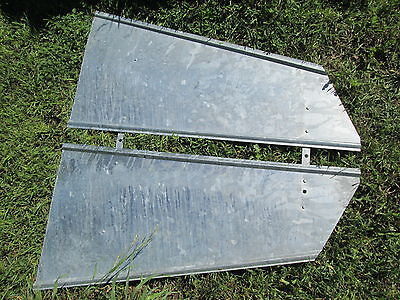 8ft Baker Monitor Ac Windmill Vane Made To Order