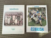 [KPOP] Sonamoo two albums signed Marsden Logan Area Preview