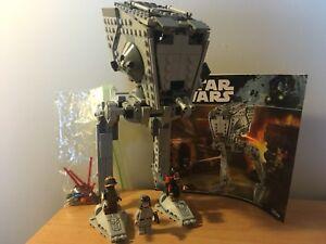 LEGO STAR WARS AT—ST COMPLETE SET