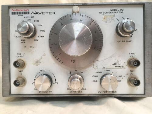 WAVETEK MODEL 142 HF VCG GENERATOR