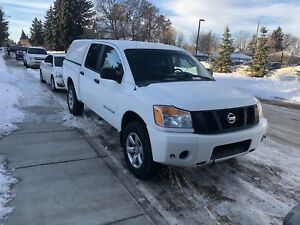 2010 NISSAN TITIAN 4x4 FULL SIZE, PRICED TO SELL