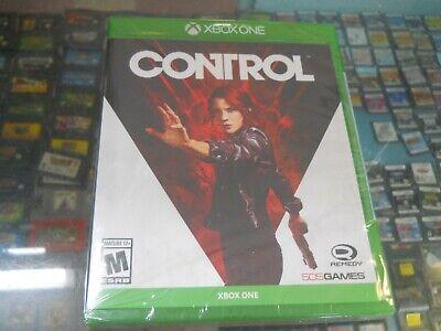 Control - Microsoft Xbox One