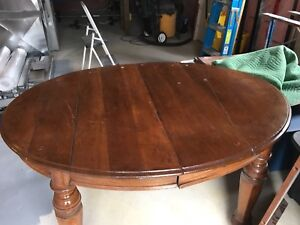 Antique kitchen/dining table