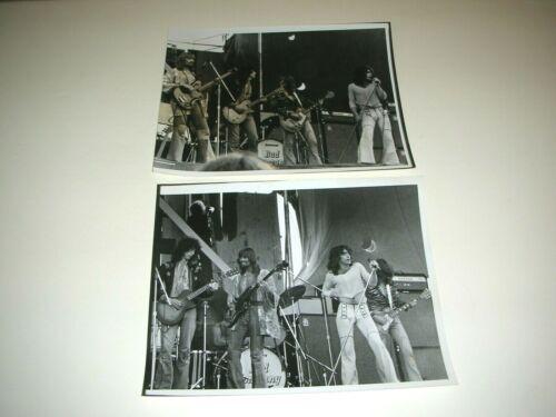 BAD COMPANY Paul Rodgers Live Shots 1970