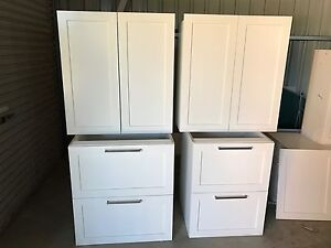 Kitchen cupboards & pot drawers Junortoun Bendigo City Preview